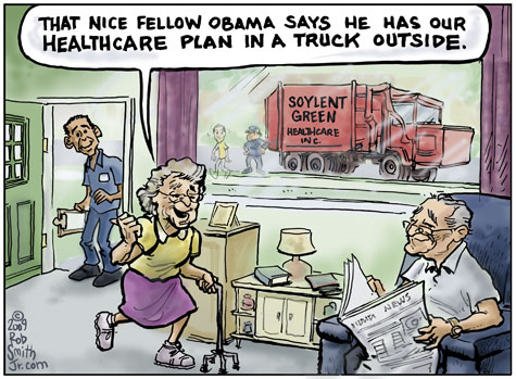 soylent green obama