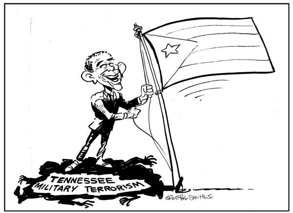 2015-0721-CubanFlag-Trumped